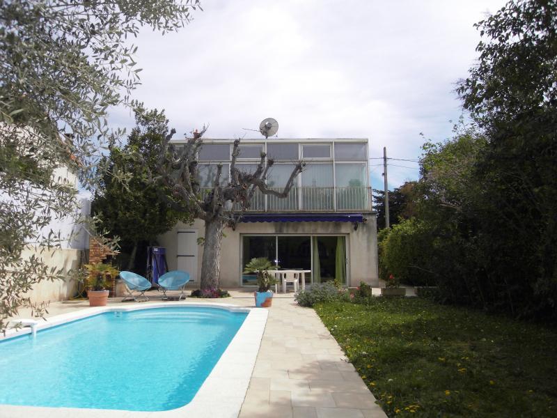 A vendre maison de 170 m st barnab bois luzy marseille - Terrasse vue jardin marseille saint etienne ...