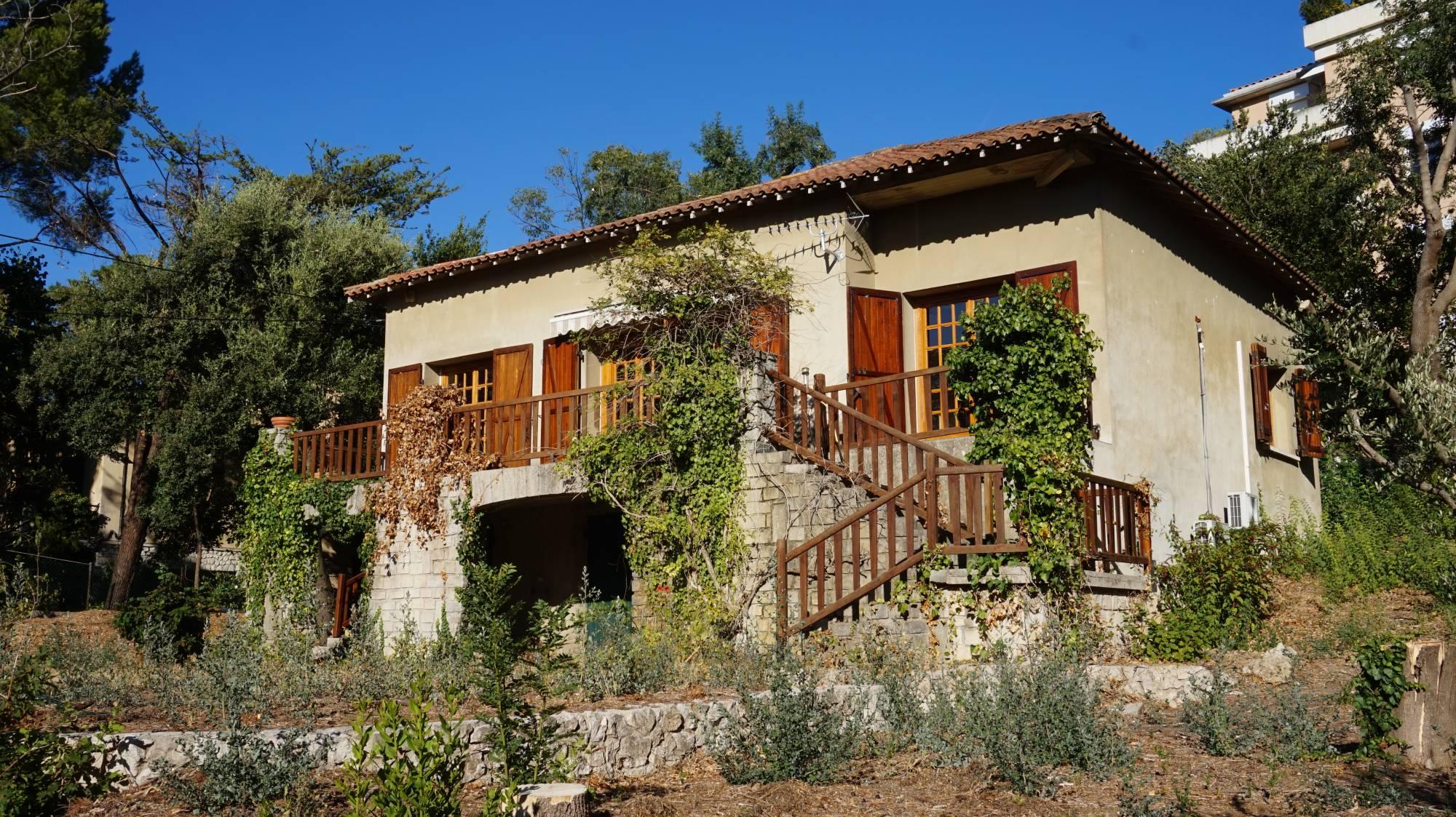 A la vente villa r nover 5 pi ces marseille 13012 st - Terrasse vue jardin marseille saint etienne ...