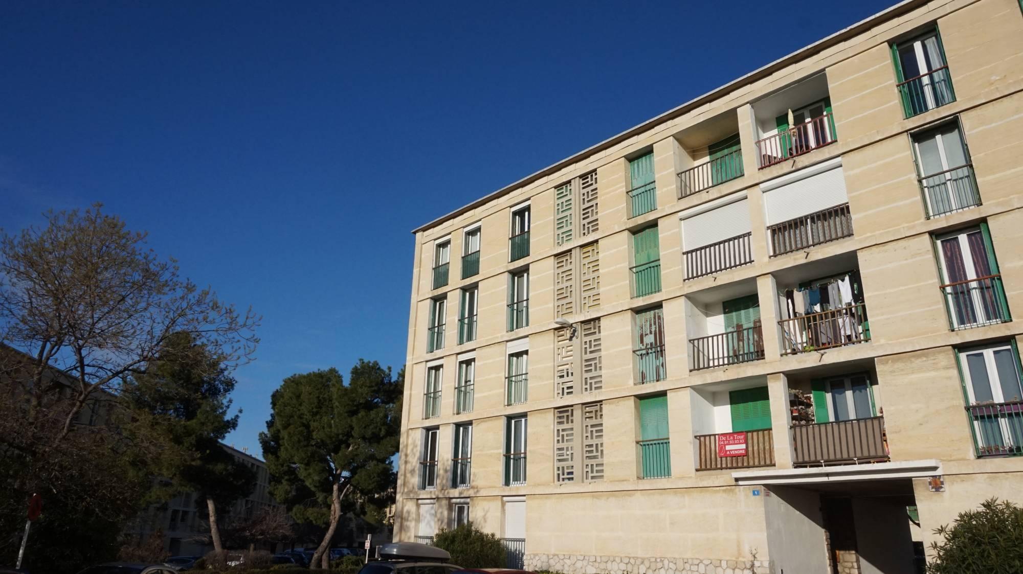 A vendre Bois Lemaitre 13012 Appartement 4 pièces de 65 m² à rénover