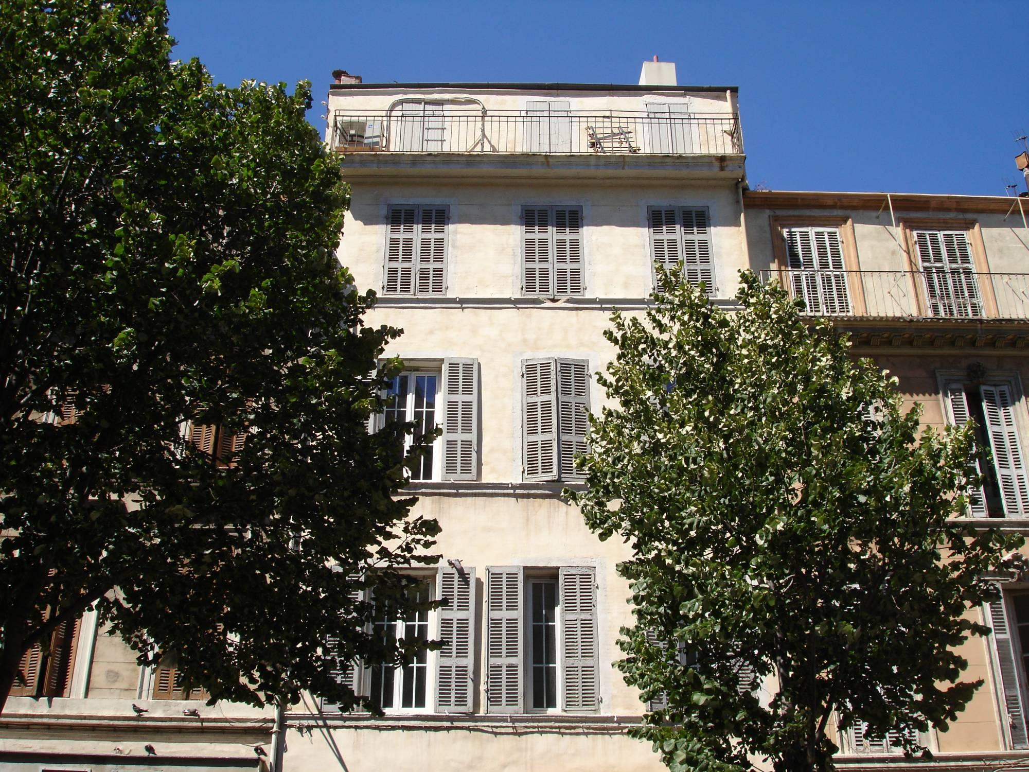 Appartement t3 à louer Cours Julien 13006 Marseille