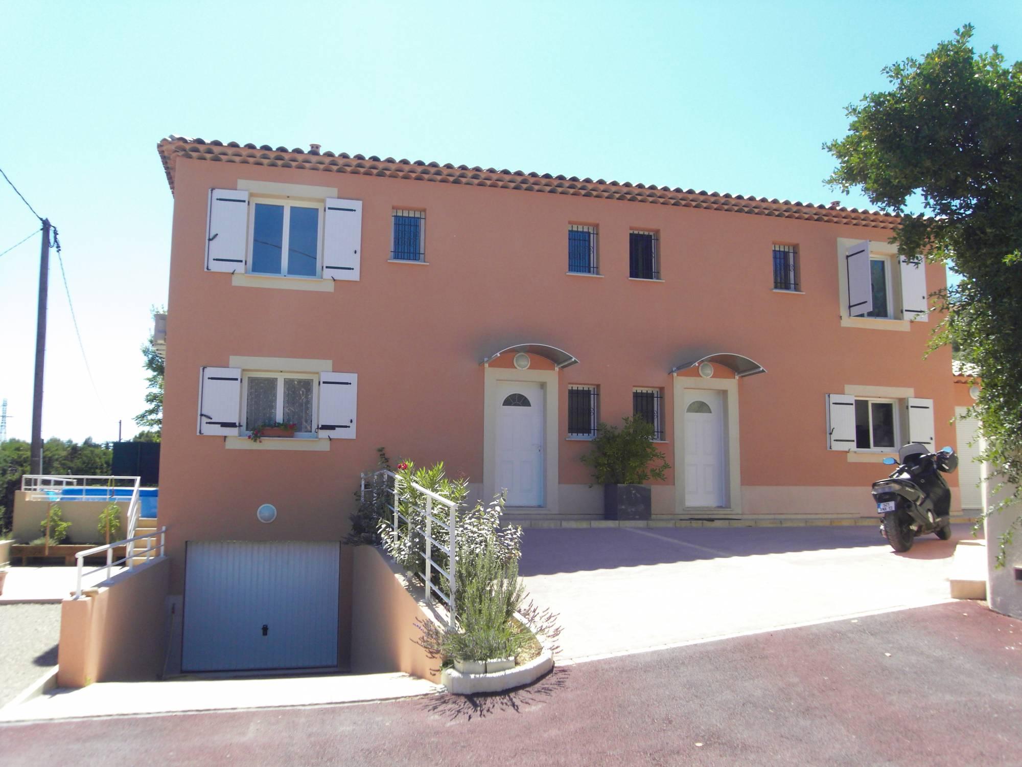 Marseille Location Maison Et Villa A Chateau Gombert Agifim