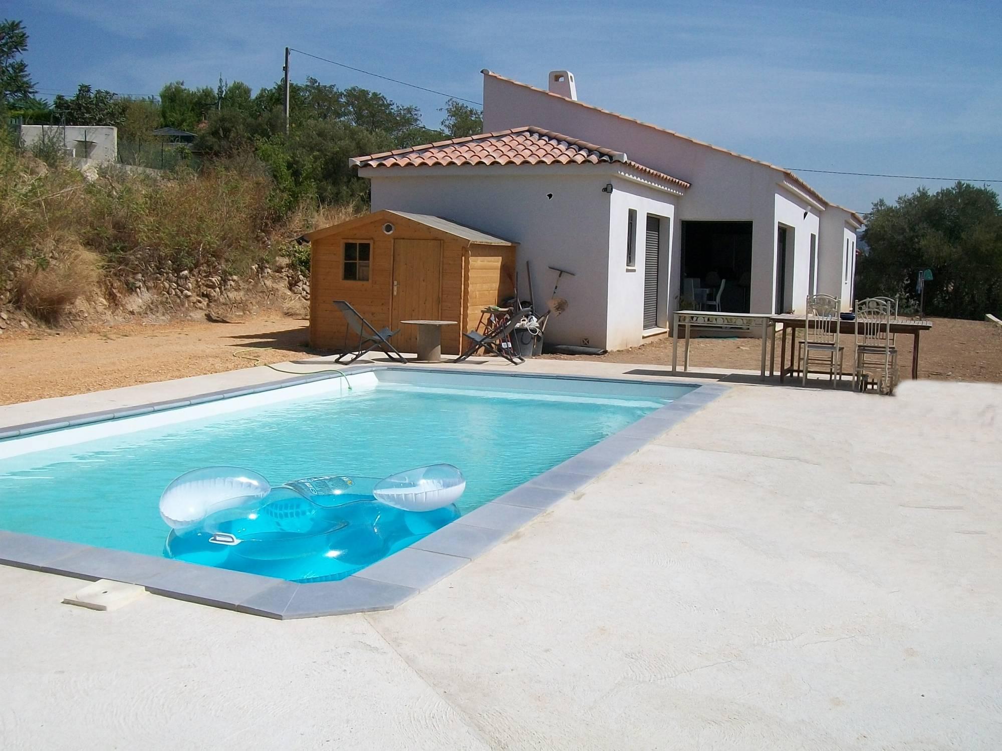 a vendre plan de cuques villa neuve de 6 pi ces avec piscine transactions immobili res. Black Bedroom Furniture Sets. Home Design Ideas