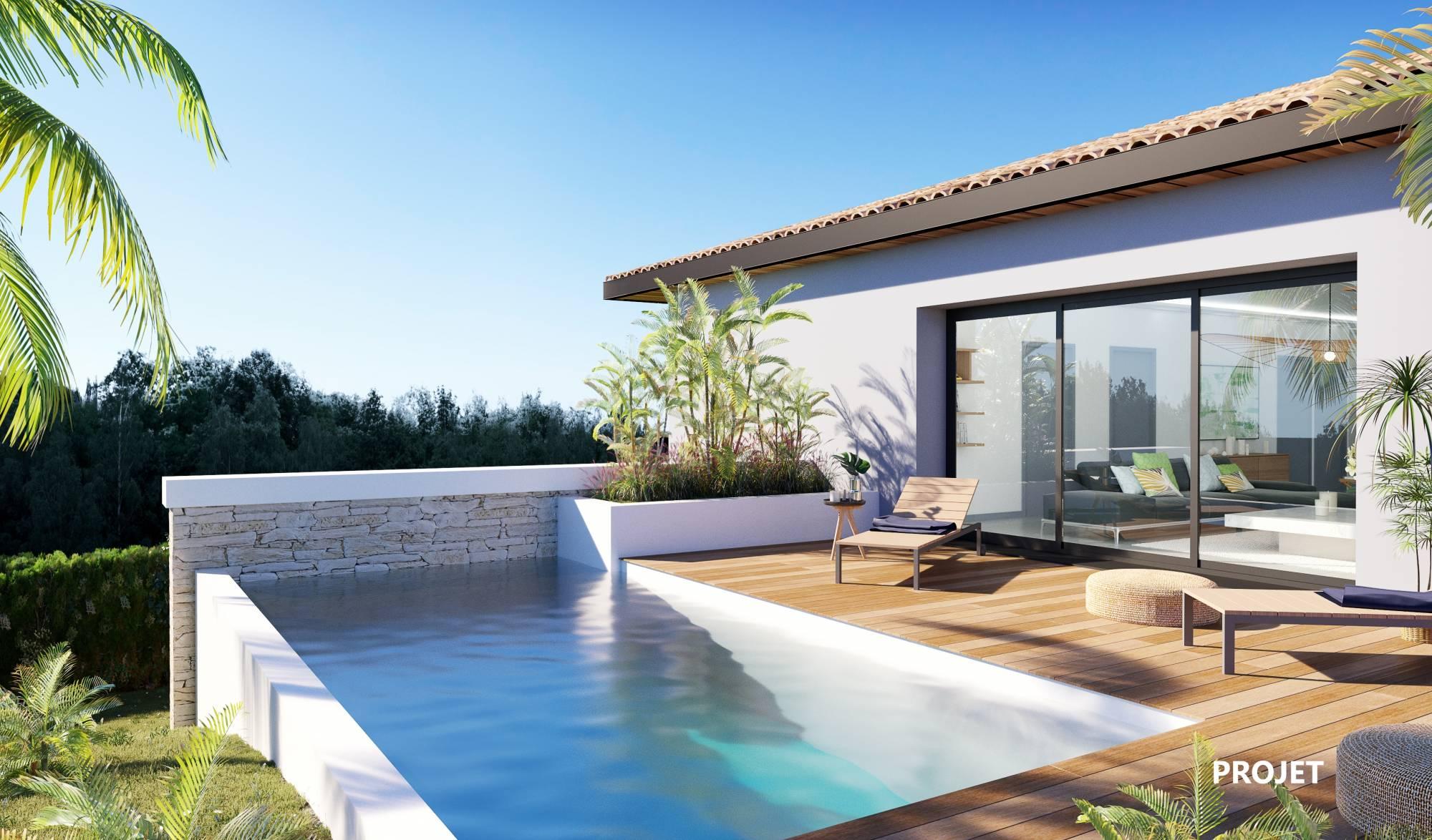 A la vente villa à rénover 5 pièces Marseille 13012 St Barnabé centre
