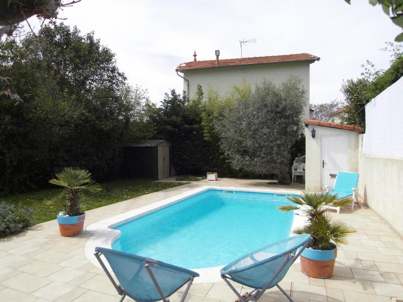 A vendre maison de 170 m st barnab bois luzy marseille for Piscine marseille